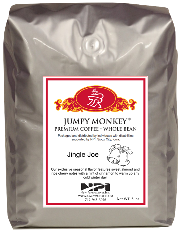 Jingle Joe - sweet almond and ripe cherry notes