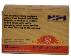 Good Morning Blend - K Cup Pods - Jumpy Monkey® Coffee