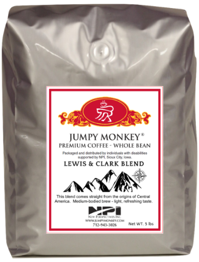 Lewis & Clark Blend - medium bodied brew
