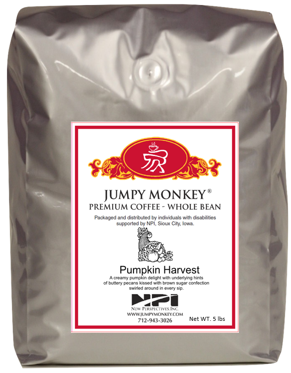 Pumpkin Harvest - creamy, pumpkin delight