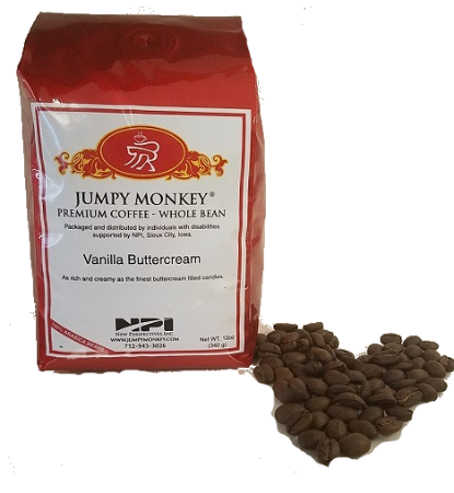 Amherst High School Orchestra - Jumpy Monkey® Coffee