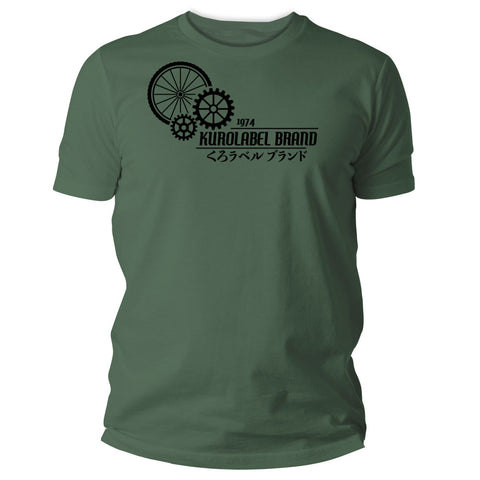 BICYCLE GEAR 1974 GRAPHIC TEE