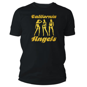 California Angels Graphic T-Shirt - Kurolabel Brand
