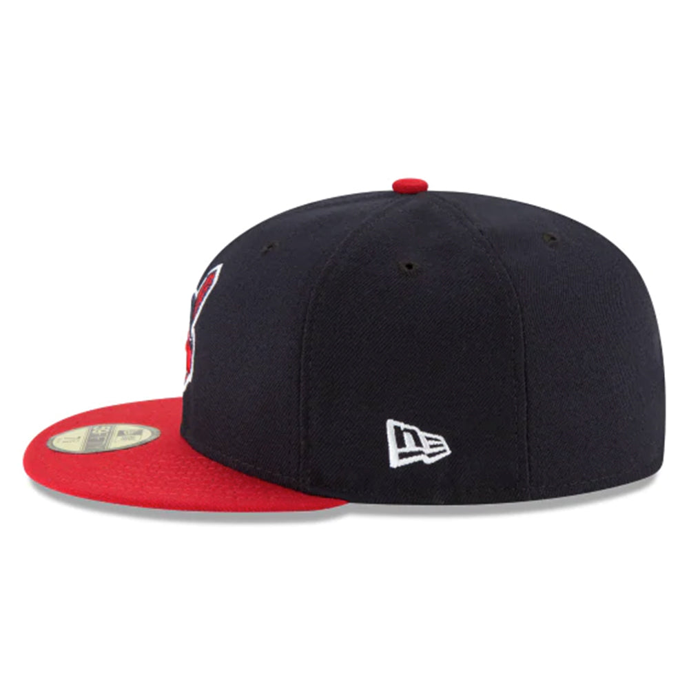Cleveland Indians Authentic Collection 59fifty Fitted - Kurolabel Brand