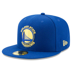 Golden State Warriors Team Color 59fifty Fitted-Royal - Kurolabel Brand