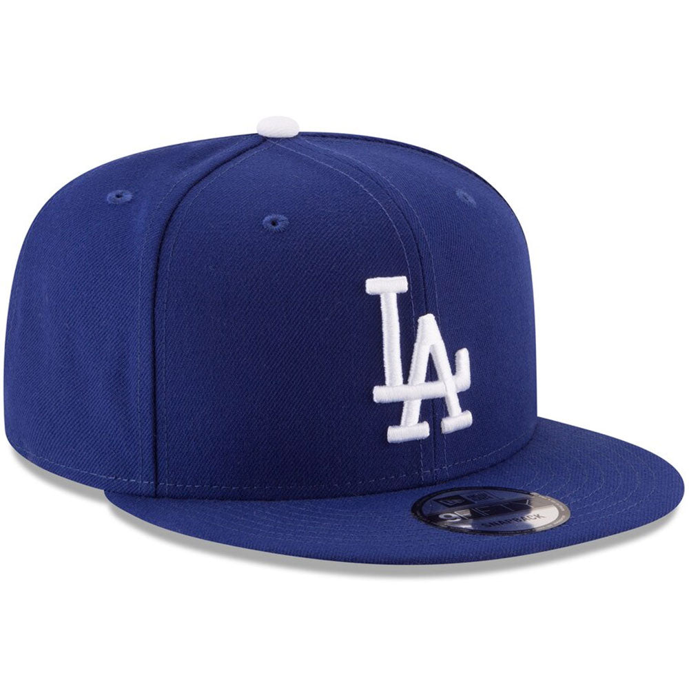 Los Angeles Dodgers New Era Team Color 9FIFTY Snapback Hat - Kurolabel Brand