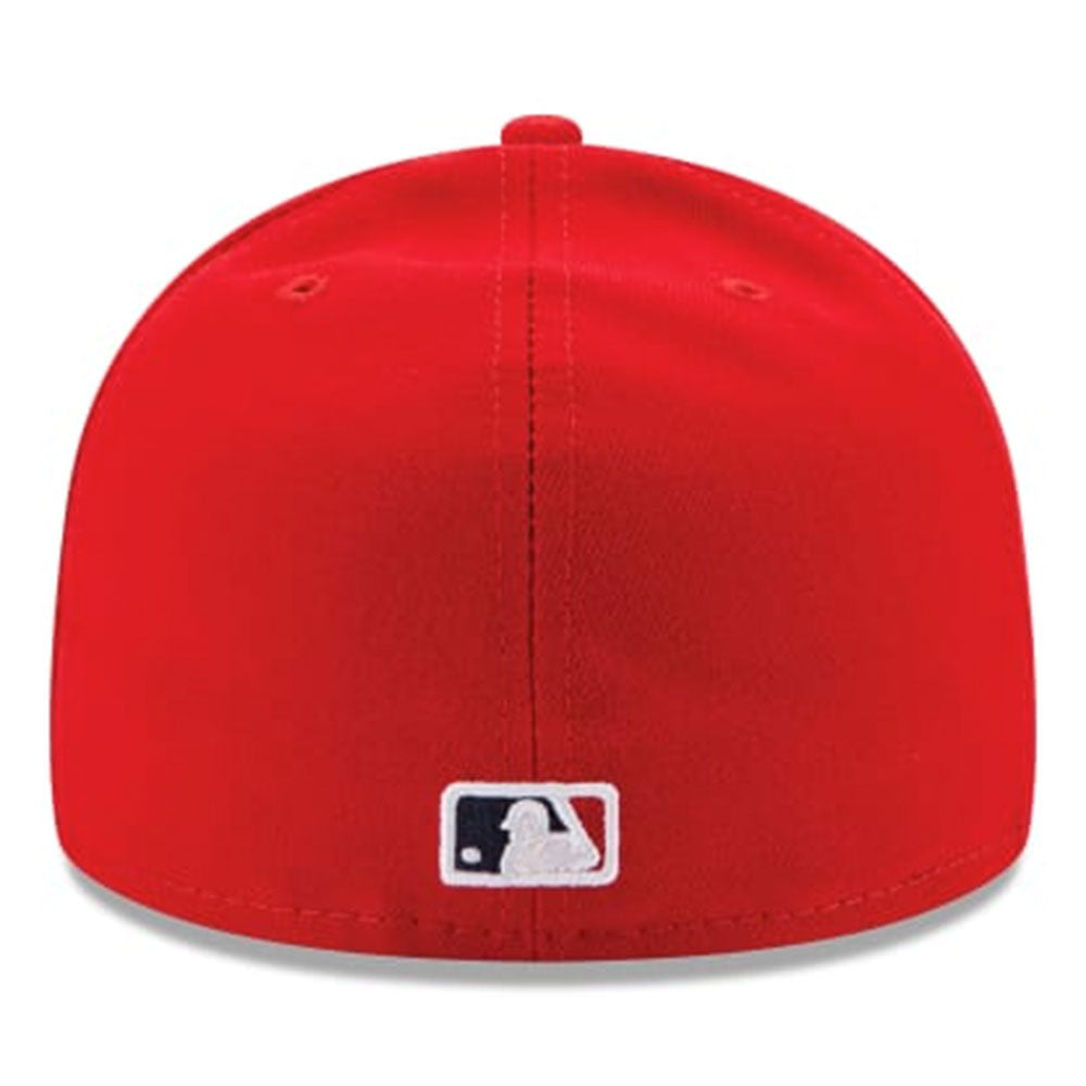 St. Louis Cardinals New Era Red Game Authentic Collection On-Field 59FIFTY Fitted Hat - Kurolabel Brand