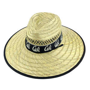Cali Straw Hat for Summer - Kurolabel Brand