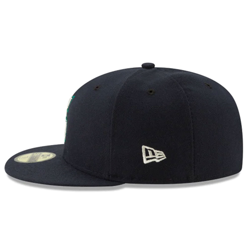 Seattle Mariners Authentic Collection 59fifty Fitted - Kurolabel Brand