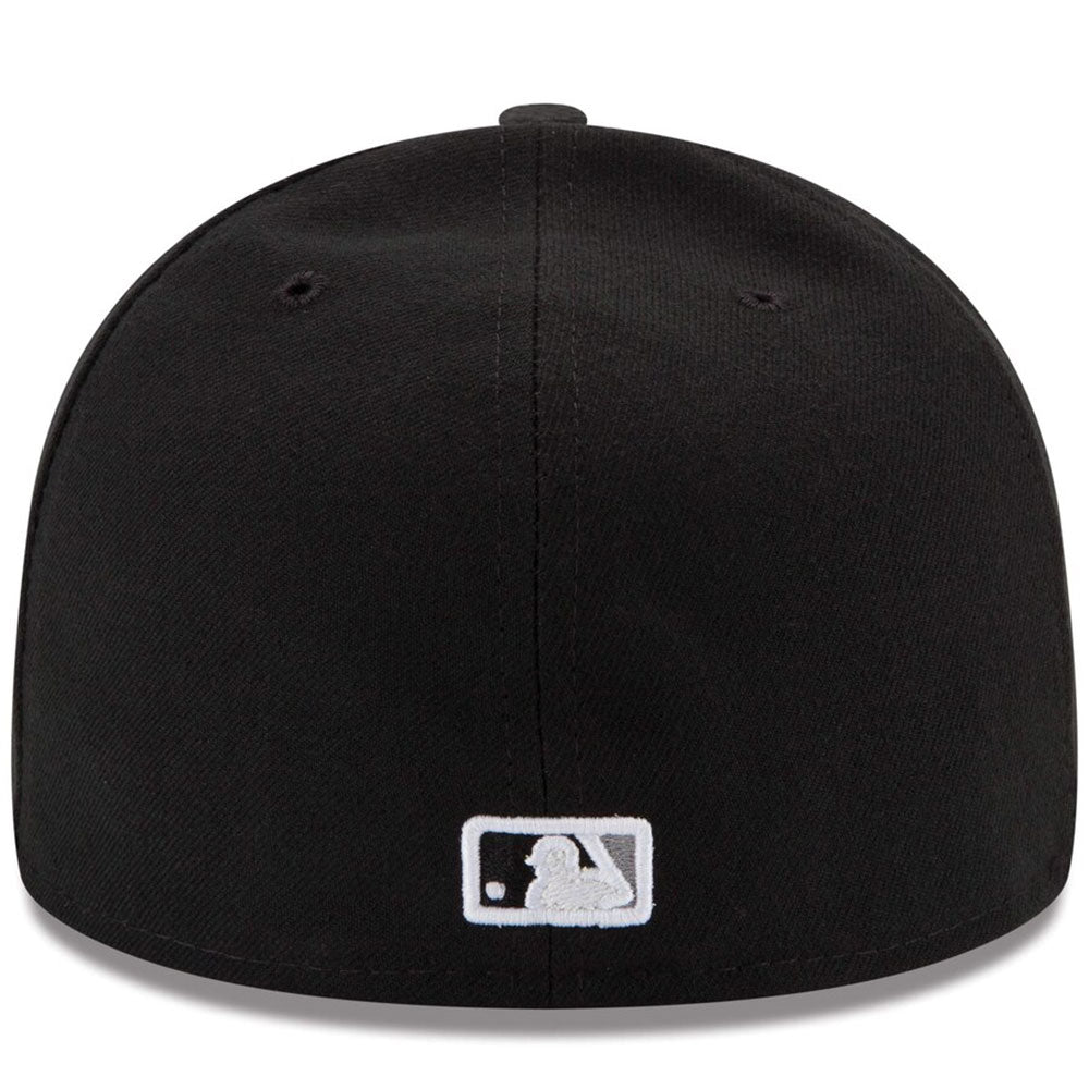 Chicago White Sox New Era Black Game Authentic Collection On-Field 59FIFTY Fitted Hat - Kurolabel Brand