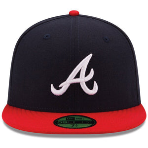Atlanta Braves Authentic Collection 59fifty Fitted - Kurolabel Brand