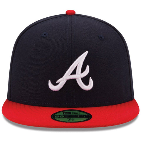 ATLANTA BRAVES AUTHENTIC COLLECTION 59FIFTY FITTED