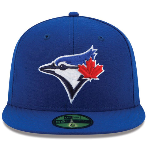 Toronto Blue Jays New Era Royal Authentic Collection On Field 59FIFTY Fitted Hat - Kurolabel Brand