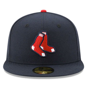 Boston Red Sox Authentic Collection 59fifty Fitted-Socks Design - Kurolabel Brand