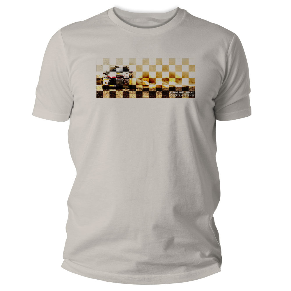 Rally Racing Graphic T-Shirt - Kurolabel Brand