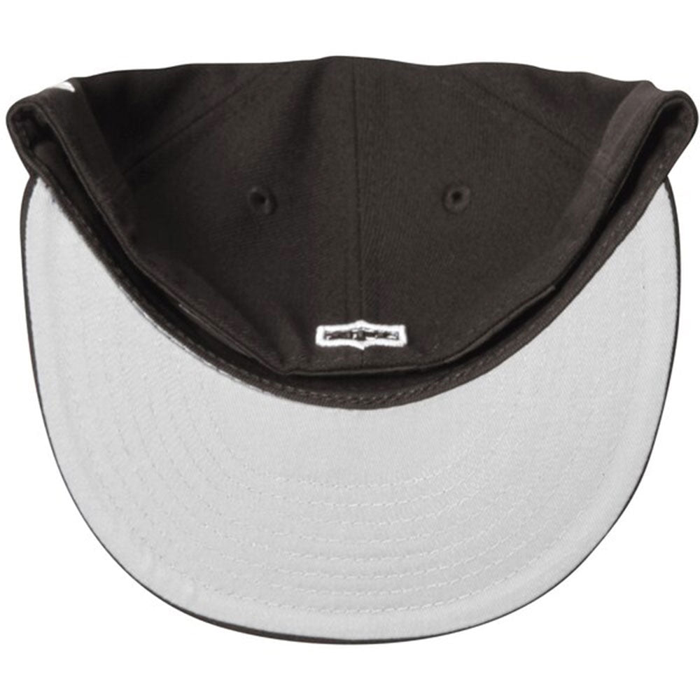 Oakland Raiders New Era Black B-Dub 59FIFTY Fitted Hat - Kurolabel Brand