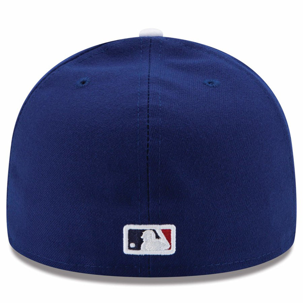 Los Angeles Dodgers Authentic Collection 59fifty Fitted - Kurolabel Brand