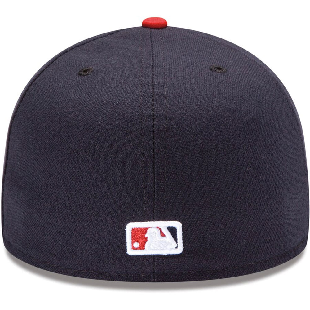 Washington Nationals New Era Navy/Red Alternate Authentic Collection On-Field 59FIFTY Fitted Hat - Kurolabel Brand