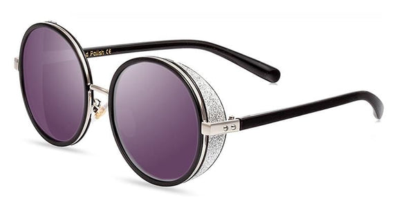 Vintage Women Steampunk Sunglasses - TIMELESS