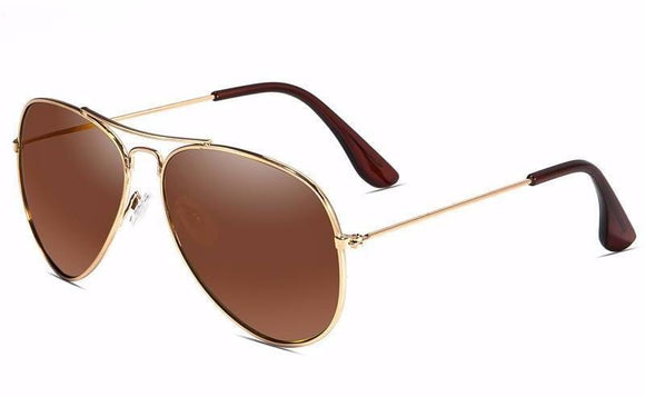 Mirror Classic Sunglasses - TIMELESS