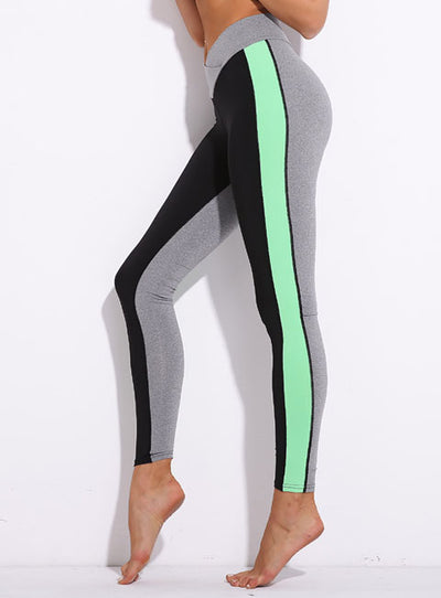 Blazing Neon Leggings