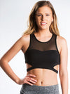 Elevate Mesh Bra-NOA APPAREL