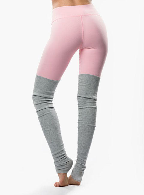 Free Spirit Socked Leggings-NOA APPAREL