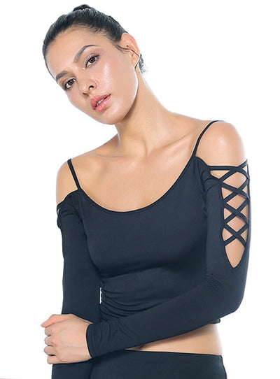 Interlace Long Sleeve