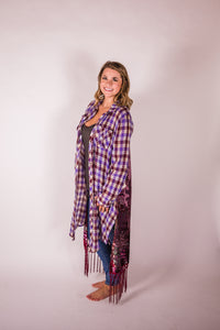 Cotton & Rust Boutique ARTA In The Moment Tunic