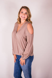 Cotton & Rust Boutique + BL Jade Top