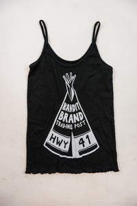 Cotton & Rust Boutique BB Trading Post Tipi Sissy Tank