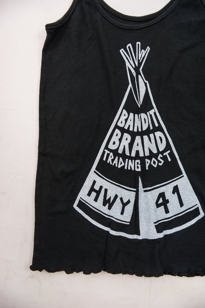 Cotton & Rust Boutique + BB Trading Post Tipi Sissy Tank