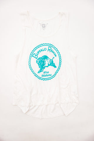Cotton & Rust Boutique BB Buffalo Ranch Rad Tank