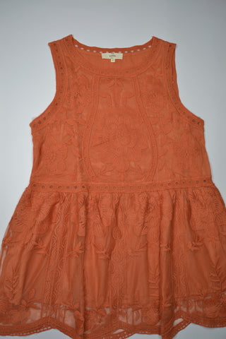 Cotton & Rust Boutique + Fiona Lace Top