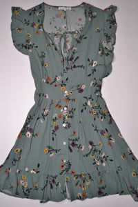 Cotton & Rust Boutique Chasing Wildflowers Dress