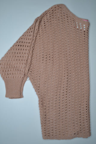 Cotton & Rust Boutique + CMR Open Stitch Sweater