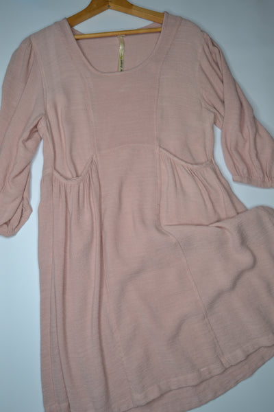 Cotton & Rust Boutique + IJ Jillian Gathered Sleeve Dress