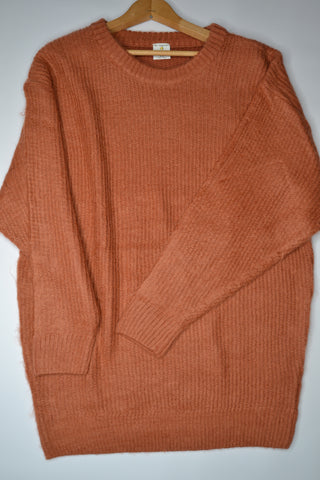 Cotton & Rust Boutique + Fall Over Me Sweater