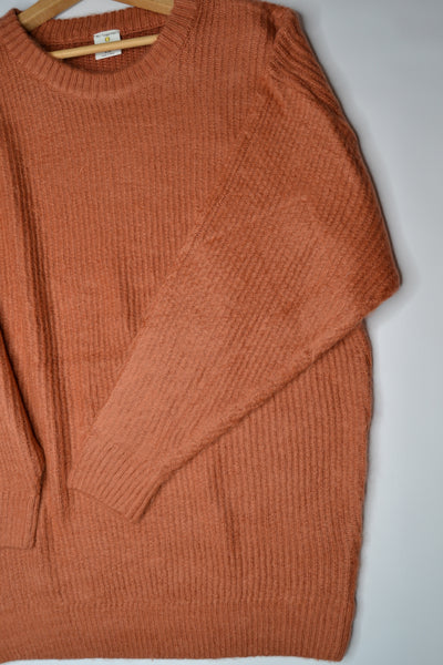 Cotton & Rust Boutique Fall Over Me Sweater