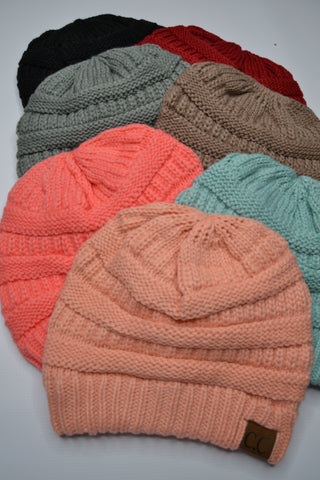 Cotton & Rust Boutique + CC Beanies