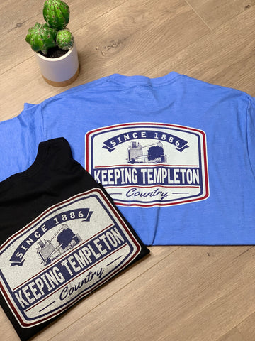 YS Mens Keeping Templeton Country Tee
