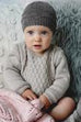 BC100 - Everleigh Sweater & Hat