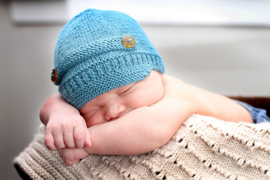 BC22 Baby News Boy Hat