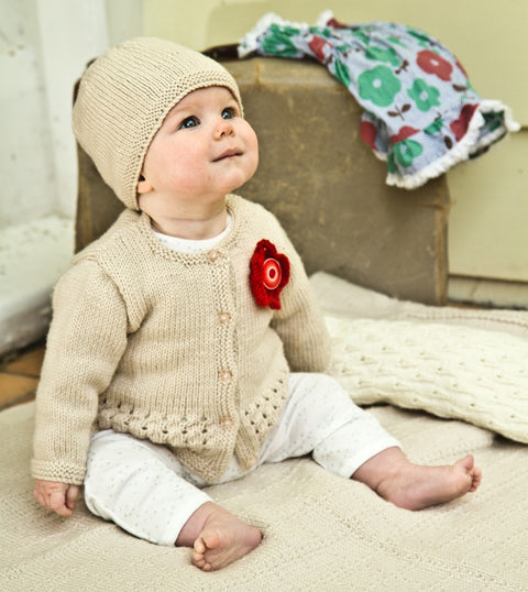 Bc40 - Indiana Cardi and Hat