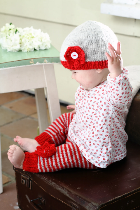 Bc34 - Anna Rose Leggings and Hat
