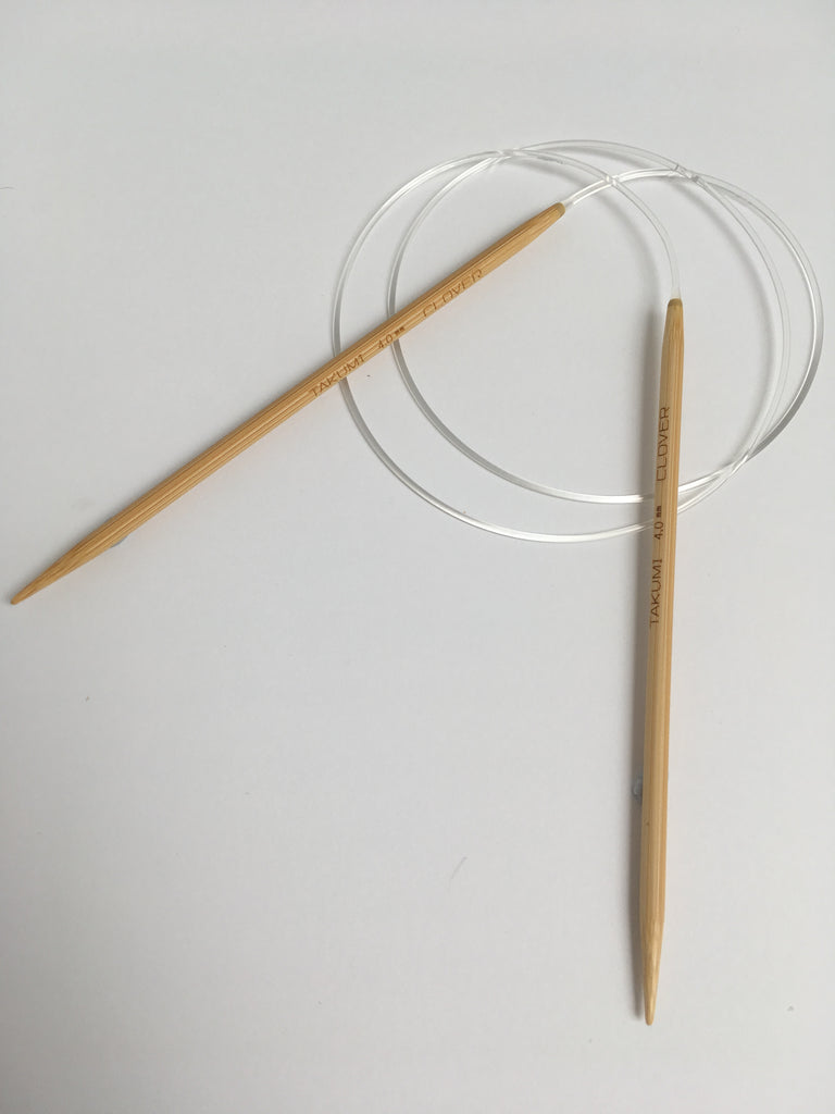 Circular Clover or Naturally needles