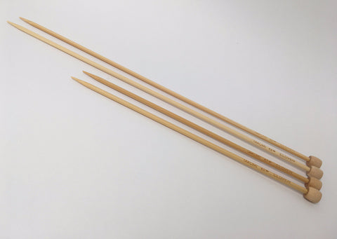 Straight Clover needles 23 and 33 cm long