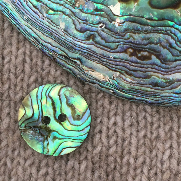Paua Shell Buttons