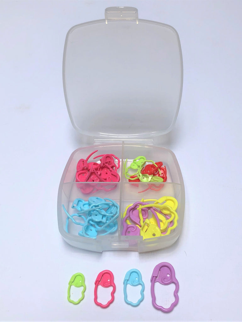 Quick Locking Stitch Marker Set (3033)