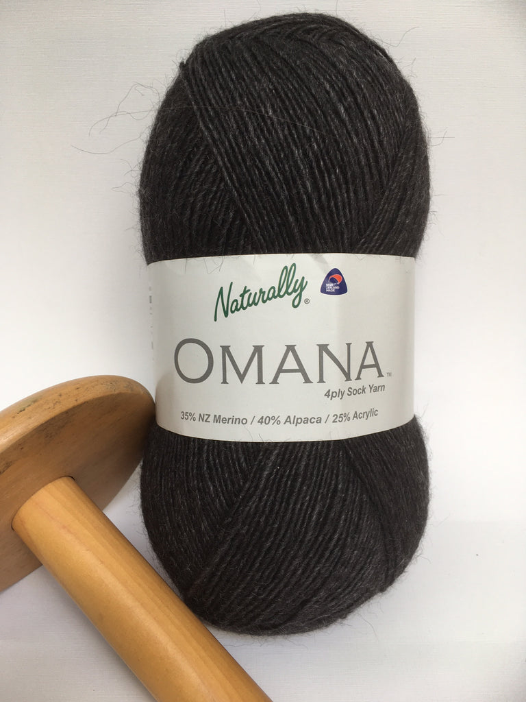 Omana NZ 4ply Sock Yarn